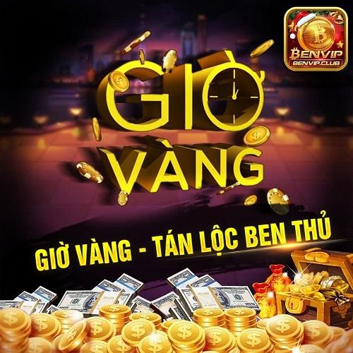 BenVip Club giftcode game 20/12/2020: Giờ Vàng Tán Lộc Ben Thủ