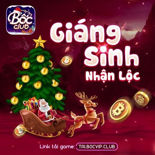 Bốc Club giftcode game 25/12/2020: Giáng Sinh Nhận Lộc