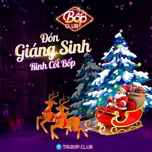 Bốp Club giftcode game 25/12/2020: Sự kiện mừng Giáng Sinh