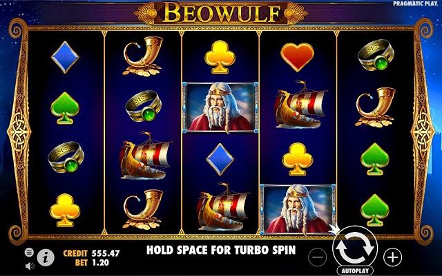 King Fun giftcode game 21/12/2020: Tặng Code Vip chơi game slot Beowulf