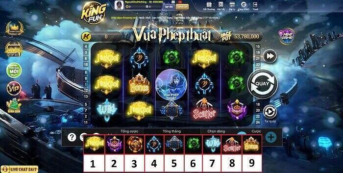 King Fun giftcode game 9/12/2020: Dự đoán hay – Trúng ngay Code Vip 50k