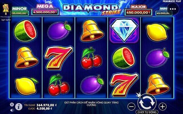 KingFun giftcode game 19/12/2020: Chơi game kim cương – Nhận ngay quà Vip
