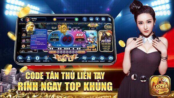 Lộc 88 giftcode game 2/12/2020: Code Tân Thủ tháng 12