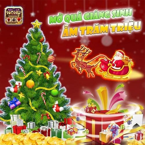 Nổ Hũ 39 giftcode game 20/12/2020: Món quà Giáng Sinh – Ẵm ngay trăm triệu