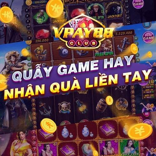 VPay88Club giftcode game 20/12/2020: Quẩy game hay – Nhận quà ngay