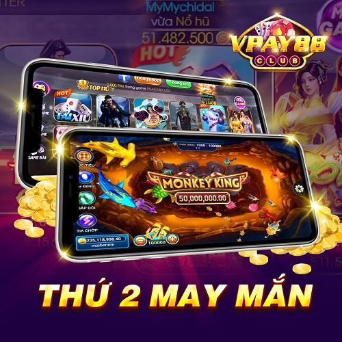 VPay88 Club giftcode game 19/12/2020: Thứ 2 may mắn – Rước quà xinh xắn