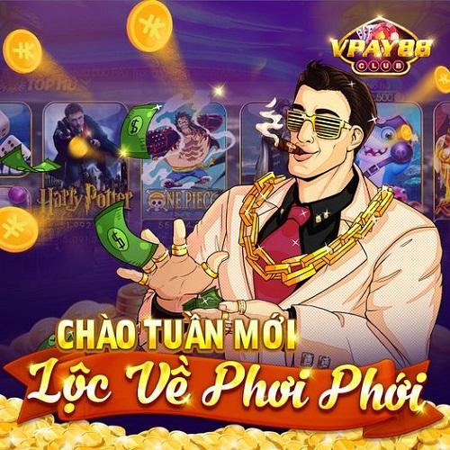 VPay88 Club giftcode game 21/12/2020: Chào tuần mới – Đón lộc phơi phới