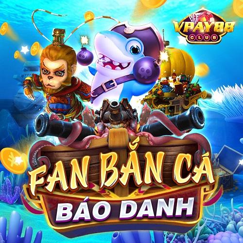 VPay88 Club giftcode game 22/12/2020:  Fan bắn cá – Báo danh nhận quà