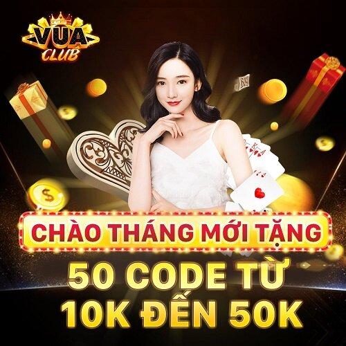 Vua Club giftcode game 1/12/2020: Chào tháng mới – Code phơi phới