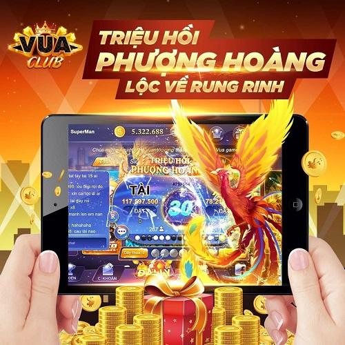 Vua Club giftcode game 20/12/2020: Triệu hồi Phượng Hoàng – Lộc về rung rinh