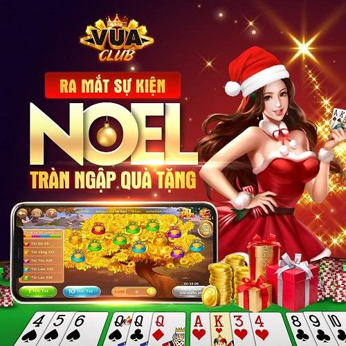 Vua Club giftcode game 20/12/2020: Sự kiện Noel – Ngập tràn quà tặng