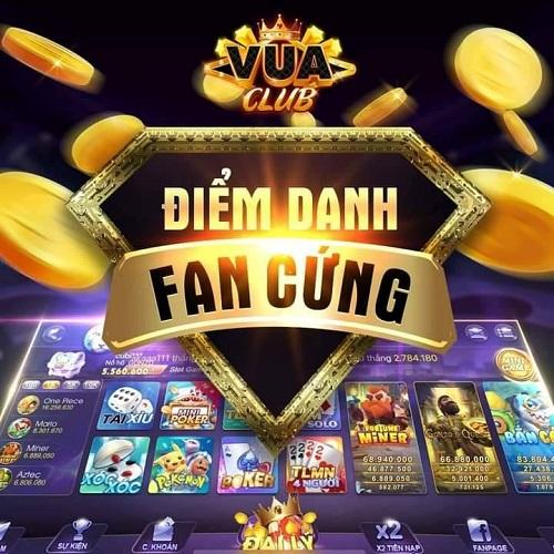 Vua Club giftcode game 30/12/2020: Báo danh nhận Code Fan cứng