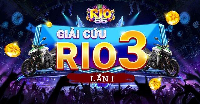 Rio66 Club giftcode game 5/12/2020:  Giải cứu Rio 3 – Phát Code free