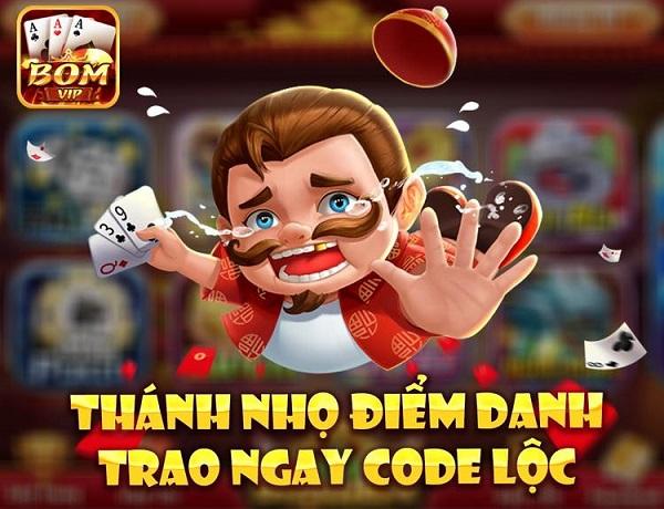 Bom24h giftcode game 7/1/2020: Thánh nhọ điểm danh – Trao tay Code lộc