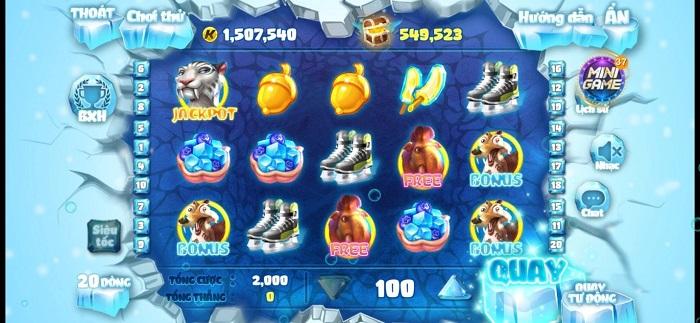 King Fun giftcode game 6/1/2020: Tặng Code chơi mingame Kỷ Băng Hà