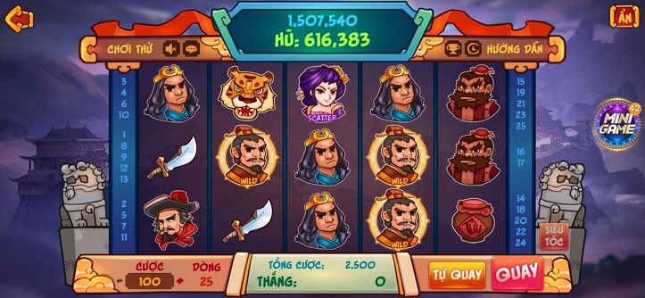 King Fun giftcode game 6/1/2020: Tặng Code slot game Thủy Hử