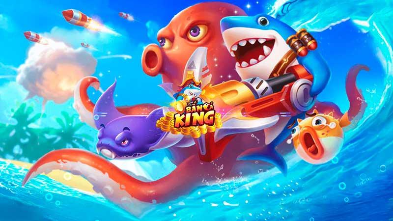Bắn Cá King – Cổng game bắn cá đổi thưởng uy tín hàng đầu Việt Nam