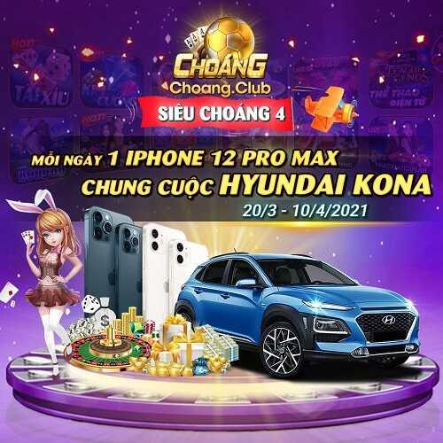 Choáng Club giftcode game 20/03/2021: Siêu Choáng 4 – Tặng Code Đua Top