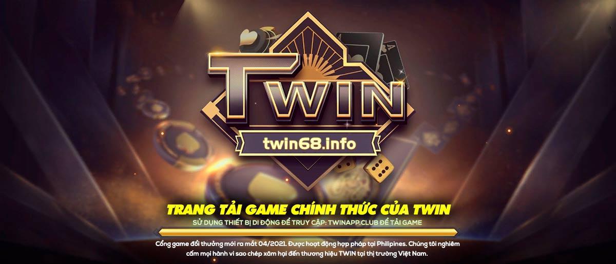 Twin68 | Twin Casino – Trải nghiệm hệ thống game bài đổi thưởng cực đỉnh