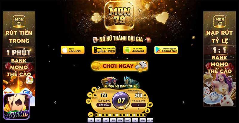 Mon79 Club – Cổng game nổ hũ đổi thưởng Thần tài gõ cửa