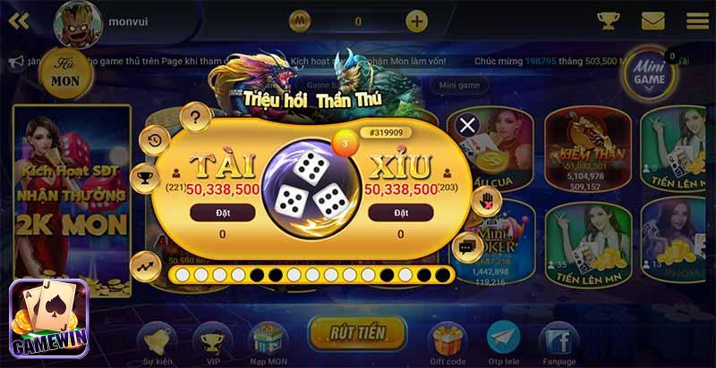 Tai game Mon79 để nhận được những khuyến mãi khủng