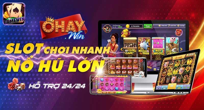 Cổng game Ohay Club đổi thưởng hỗ trợ 24/24