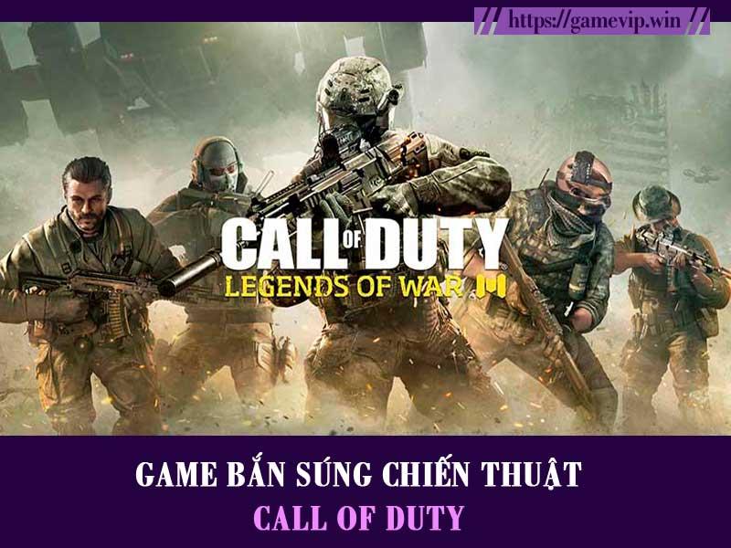 Call of Duty – Game bắn súng chiến thuật huyền thoại phải chơi ngay