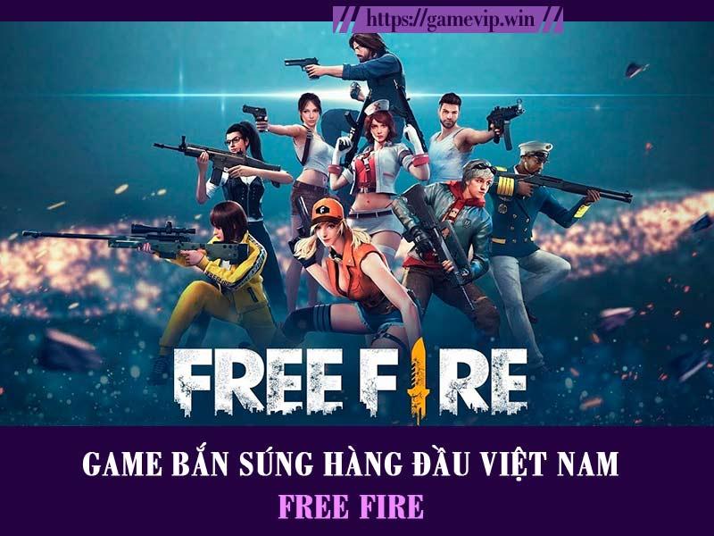 Free Fire – Game bắn súng sinh tồn hàng đầu của Việt Nam